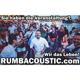 RUMBACOUSTIC - und das Publikum spielt mit!