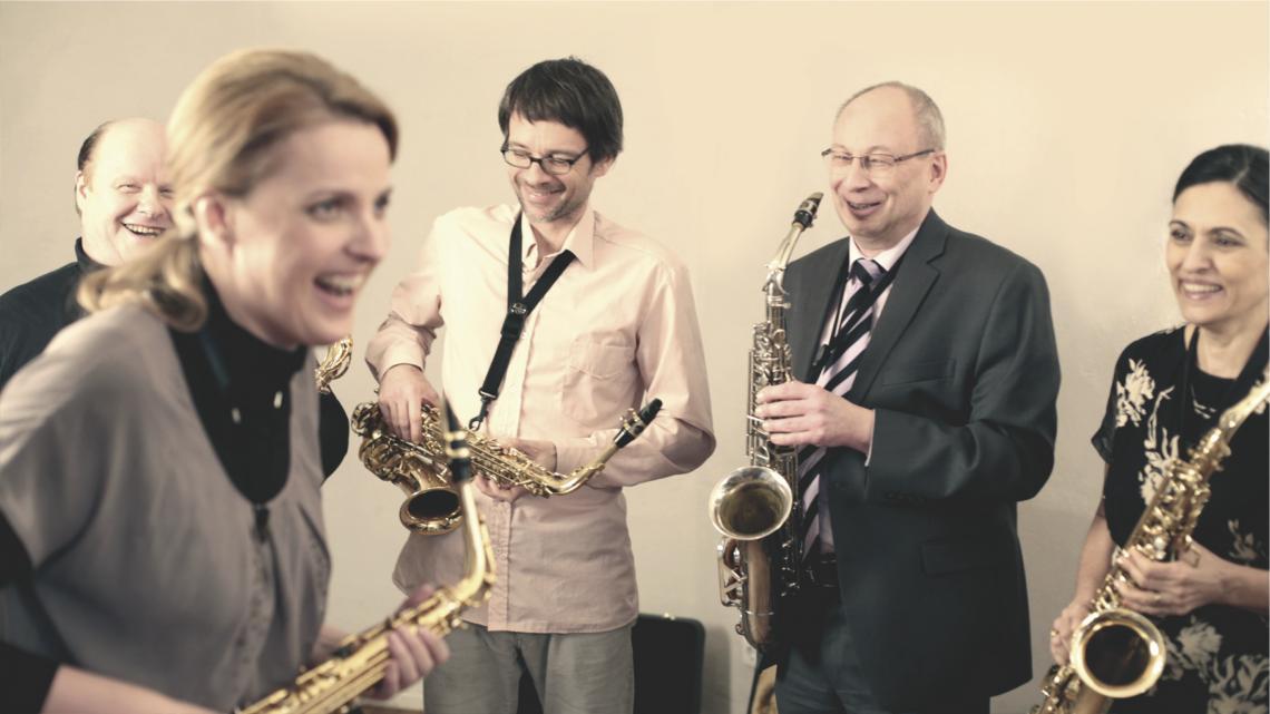 Saxophon - Teambuilding