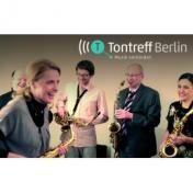 Tontreff Berlin. Musik verbindet. Teambuilding und Incentive mit Saxophon