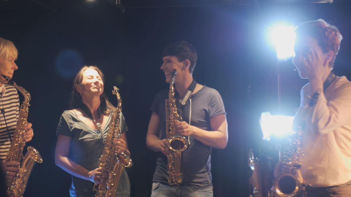 Saxophon - Incentive