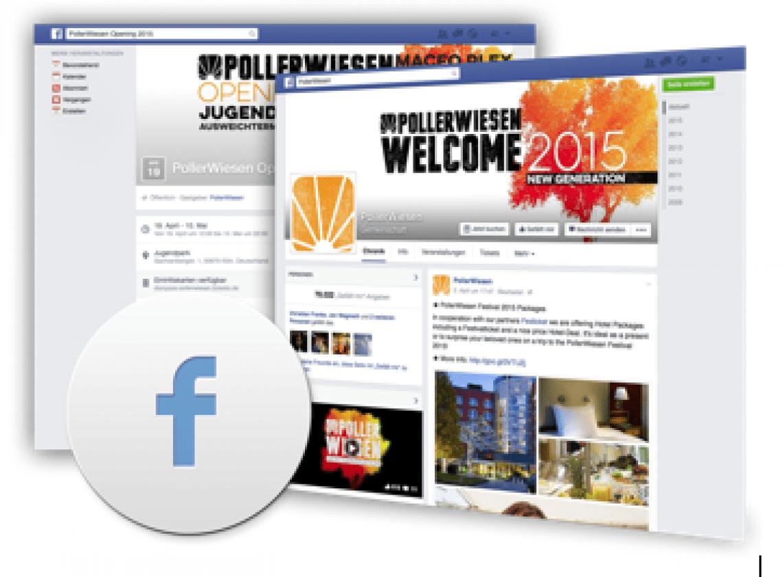 Facebook commerce power