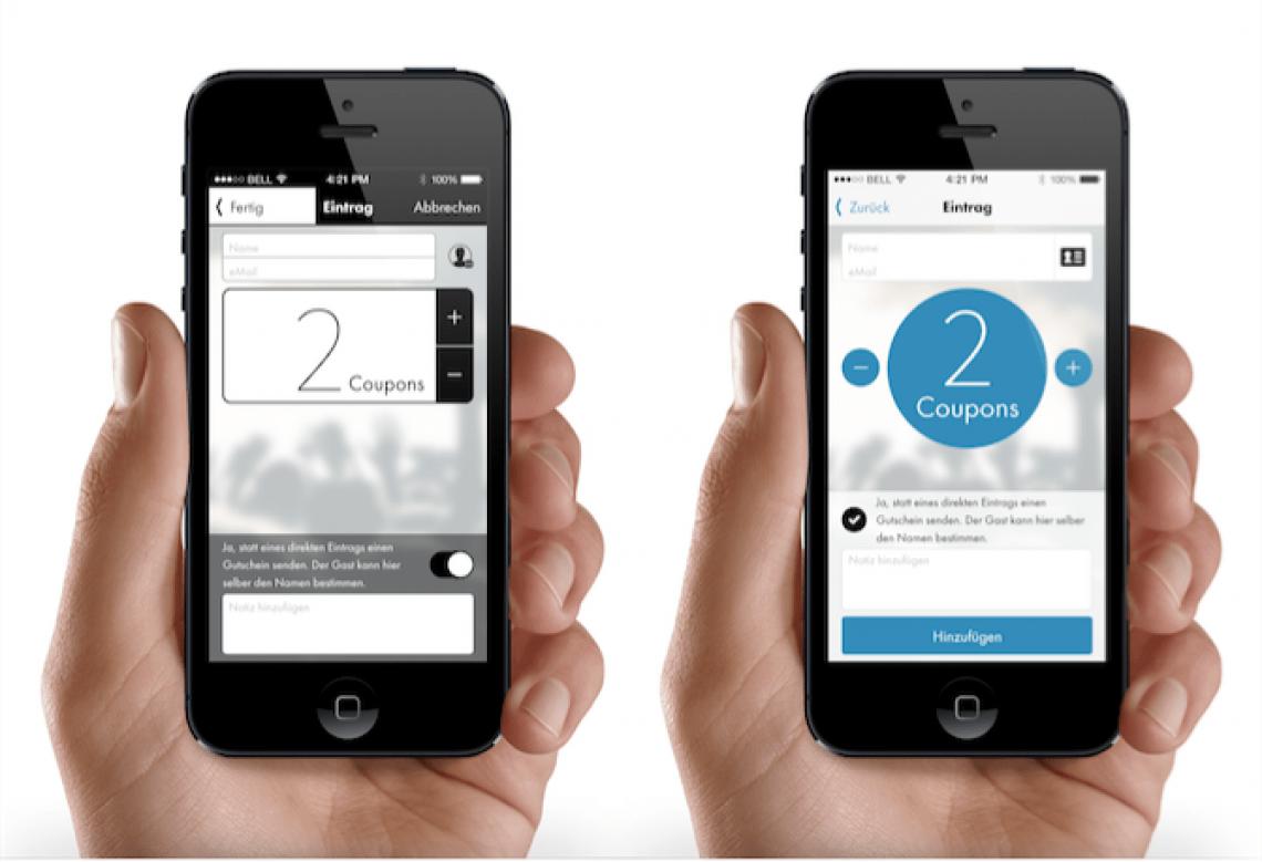 Tickets selber vom Handy versenden.  Mobile Ticket 2.0, die moderne Art Tickets zu versenden.