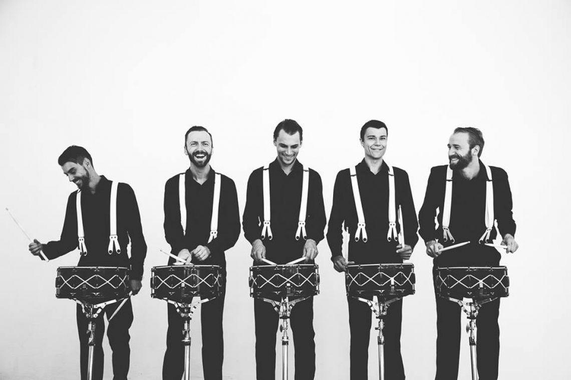 Die Schlagzeugmafia