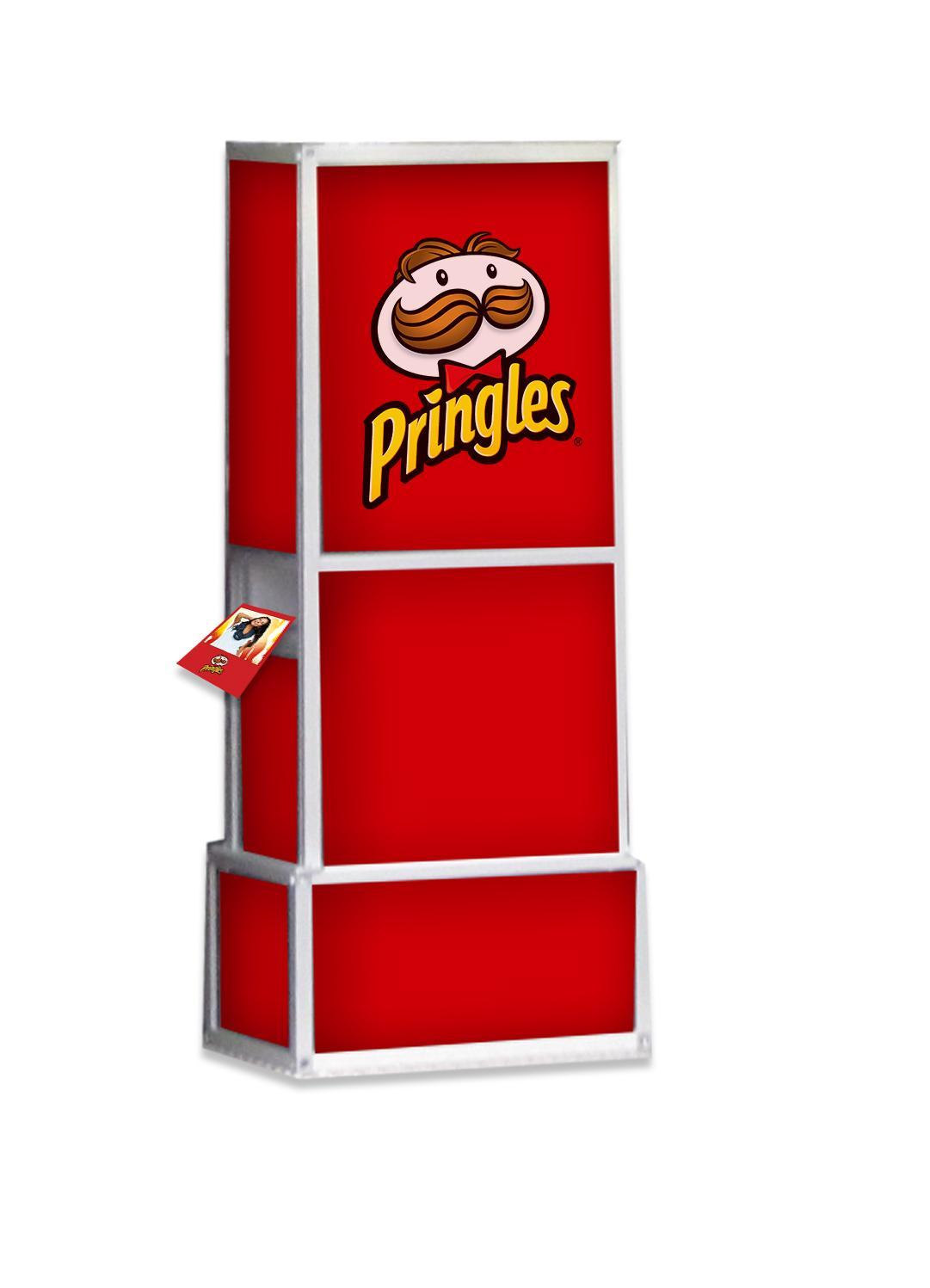 Mini-Turm Pringles