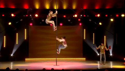 3 Funky Monkeys - Young Stage Circus Festival