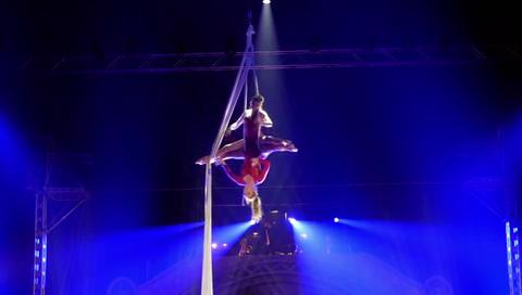 Video: Monalaura Aerial Tissue Short Teaser