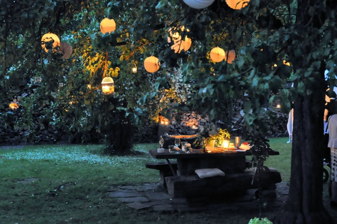 Gartenparty Die perfekte Gartenparty bedeutet für uns  Cocktails ° Musik ° Grillbüffet