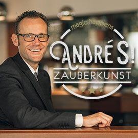 Zauberkünstler André S! ★★★ Der Spezialist für Close-Up Zauberei