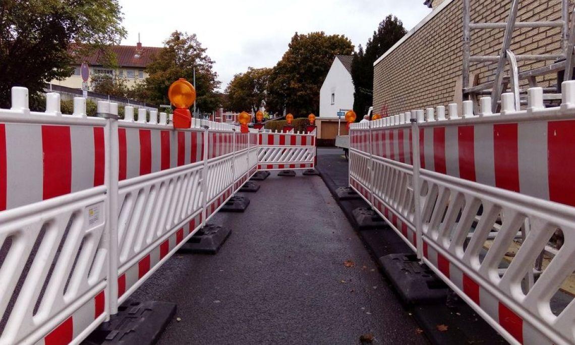 Verkehrssicherung nach RSA für Straßensperrungen, Baustellen, Straßenfeste, u.ä.
