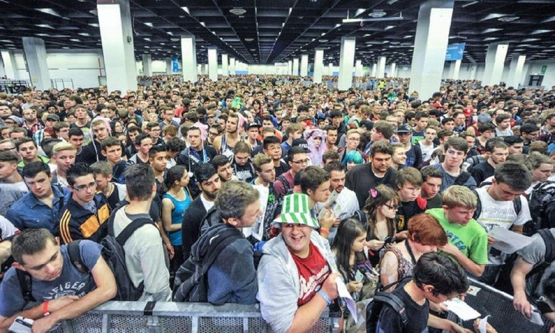 Crowd Management für Messen & Ausstellungen, Public Events und Sportveranstaltungen