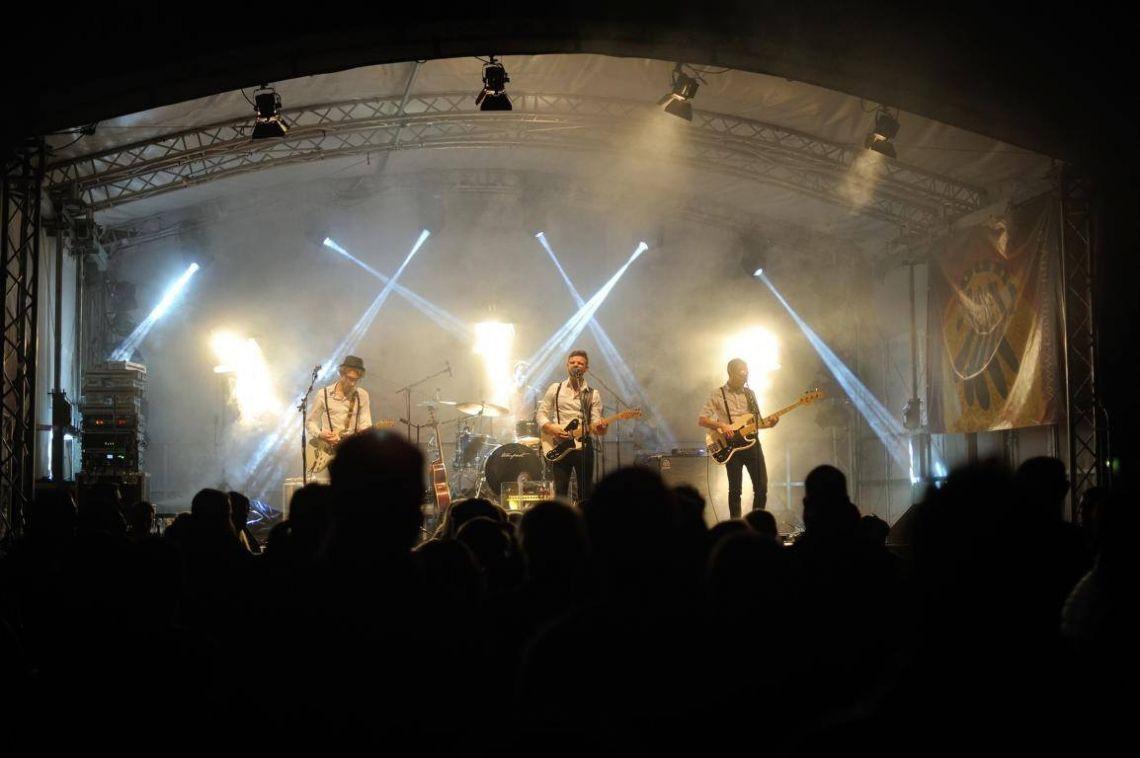 GOODBEATS live Rock am Markt  GOODBEATS live bei Rock am Markt in Erwitte 2016