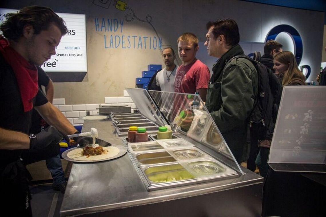 Celebrate Streetfood Catering