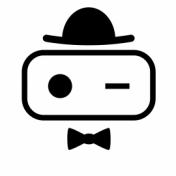 Pantomime Popkultur aus Berlin Visual Comedy, Pantomime und Roboter