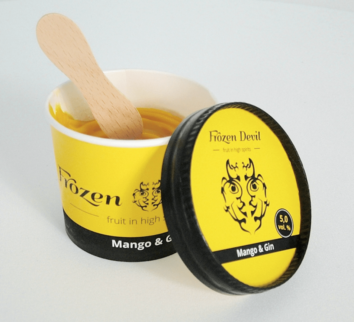 Mango & Gin Reife, duftende, saftig gelbe Mangos aus dem sonnigen Indien und fruchtig frischer Gin vereinen sich zu einem vollmundigen Geschmackserlebnis.