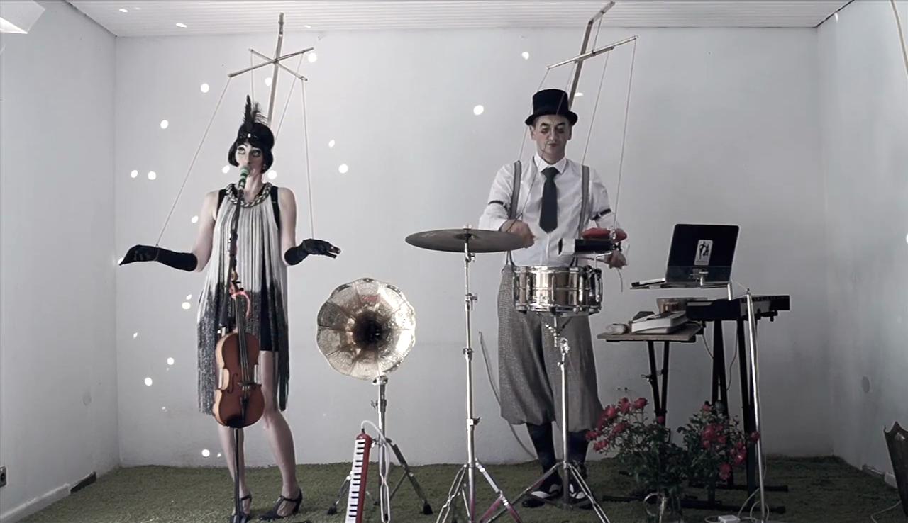 Video: Die Marionetten Demovideo