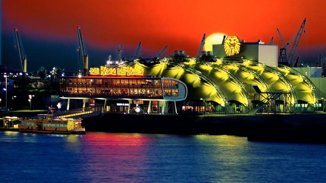 Stage Theater im Hafen