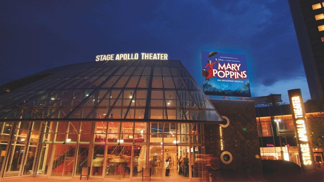 Stage Apollo Theater