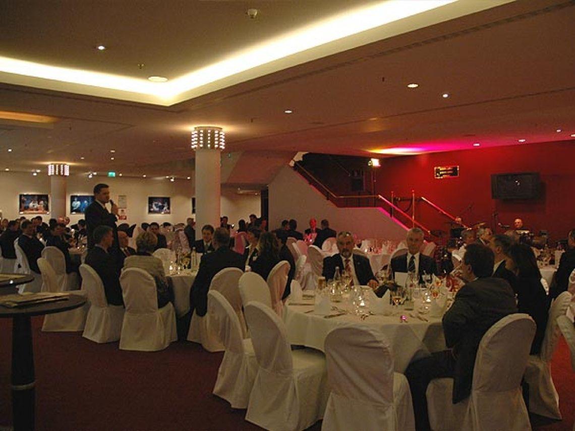 Stage Palladium Theater Gala Dinner