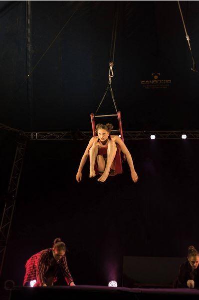 Giulia Reboldi - Luftstuhl