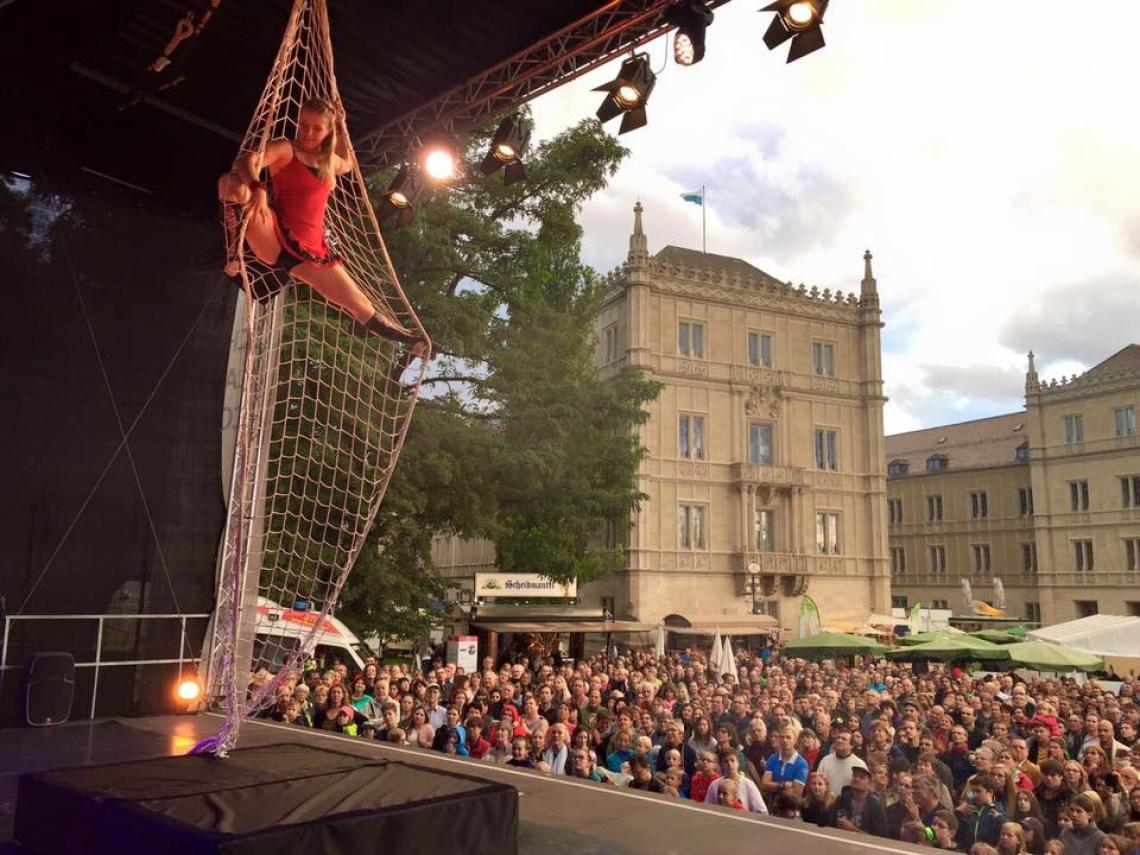 Coburg Schlossplatzfest