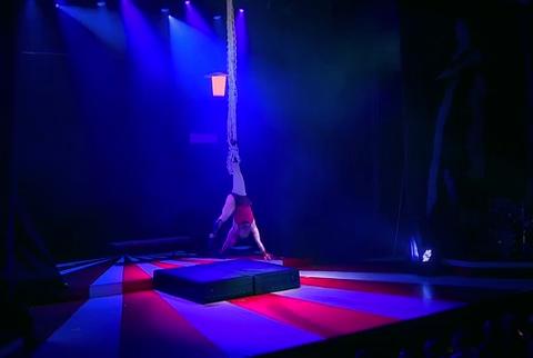 Video: Miriam Teaser Vertical Dancing Net