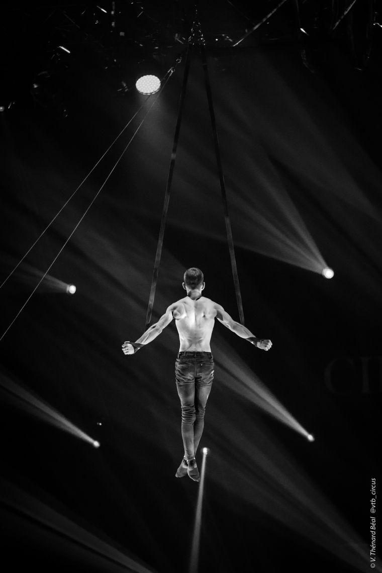 Cirque de Demain Paris 2018