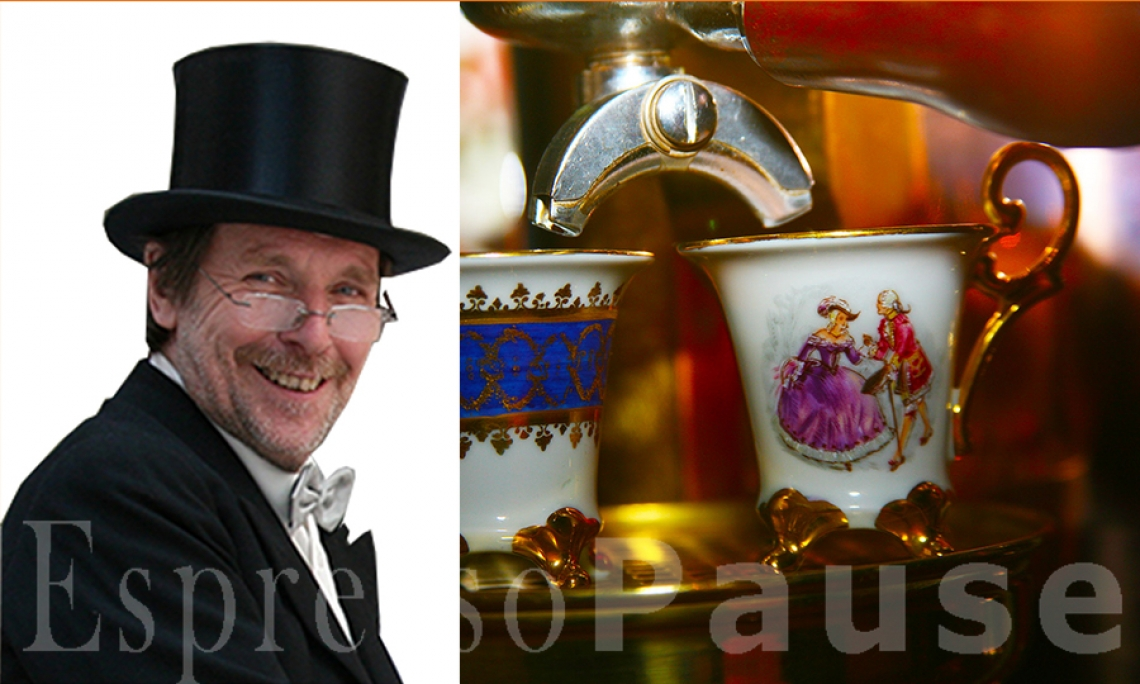 Foto: EspressoPause EspressoPause: Nostalgie pur.