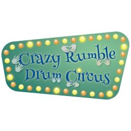 Crazy Rumble Drum Circus - die interaktive Trommelshow -