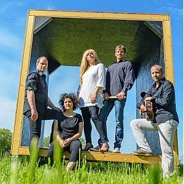 JANNA Die Konzert- & Eventband AMERICANA ★ CELTIC ★ ROCK ★ POP