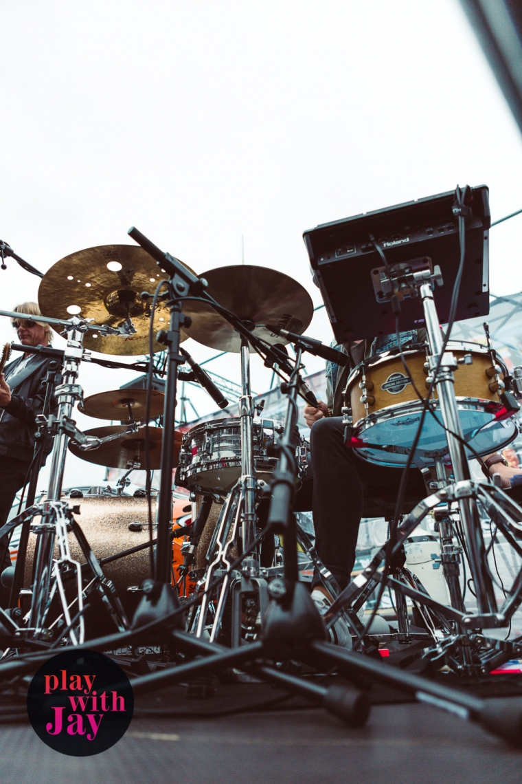 Play with Jay - Drums