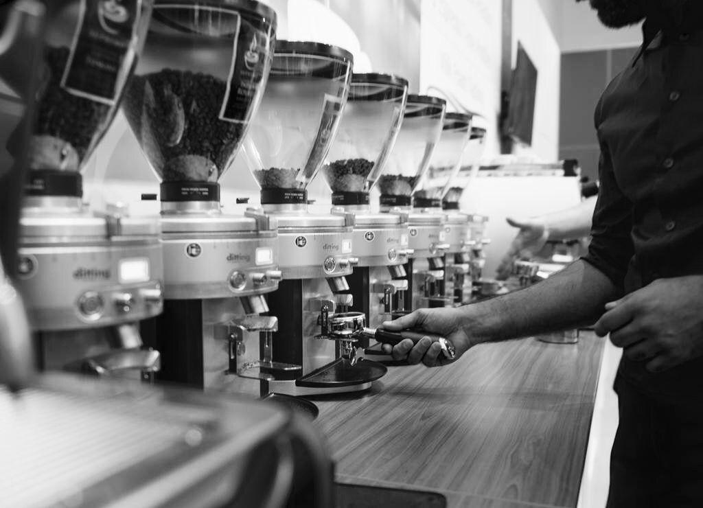 Die Coffee Caterer