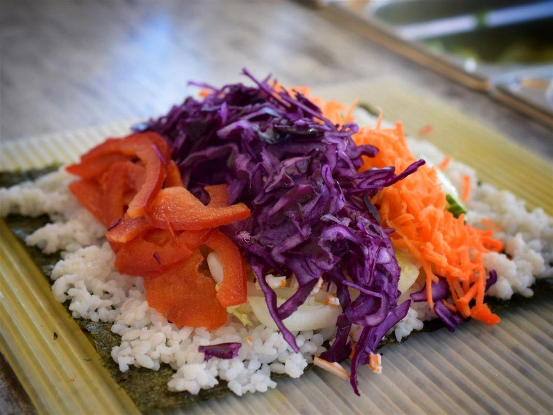 Subu Sushi Burrito