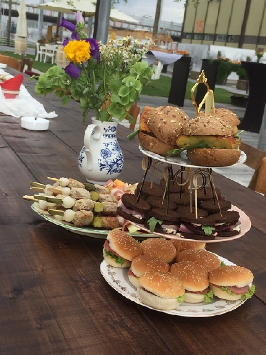 Eventcatering - Finger Food frisch und individuell!