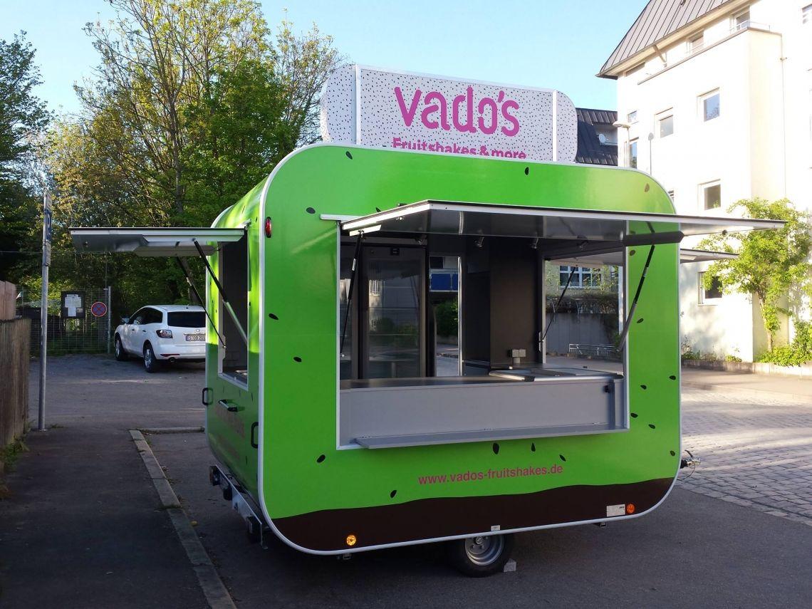 Vado's Fruitshakes & more