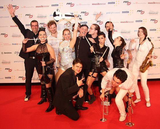 Das Berlin Show Orchestra bei der Musikwoche