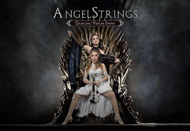 Angelstrings - Dancing Violin Show