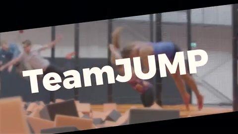 Video: TeamJUMP - Dein Gruppenevent im JUMP House
