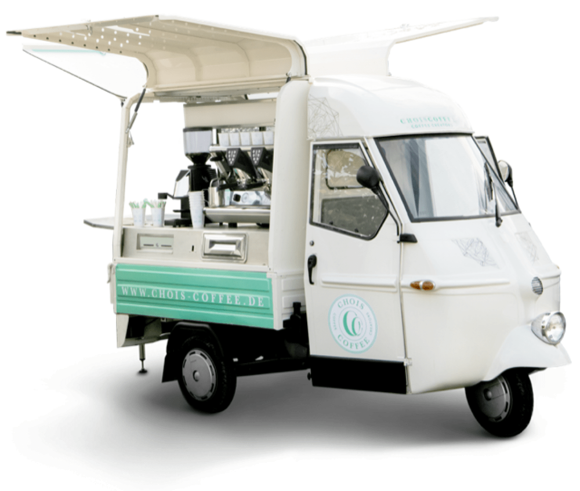 Chois Coffee Kaffee Mobil Chois Coffee Kaffee Mobil