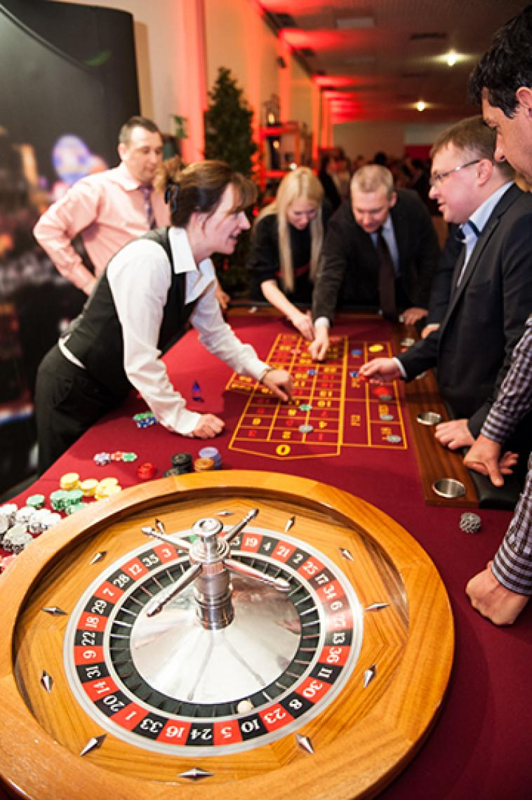 Themenabend Casino
