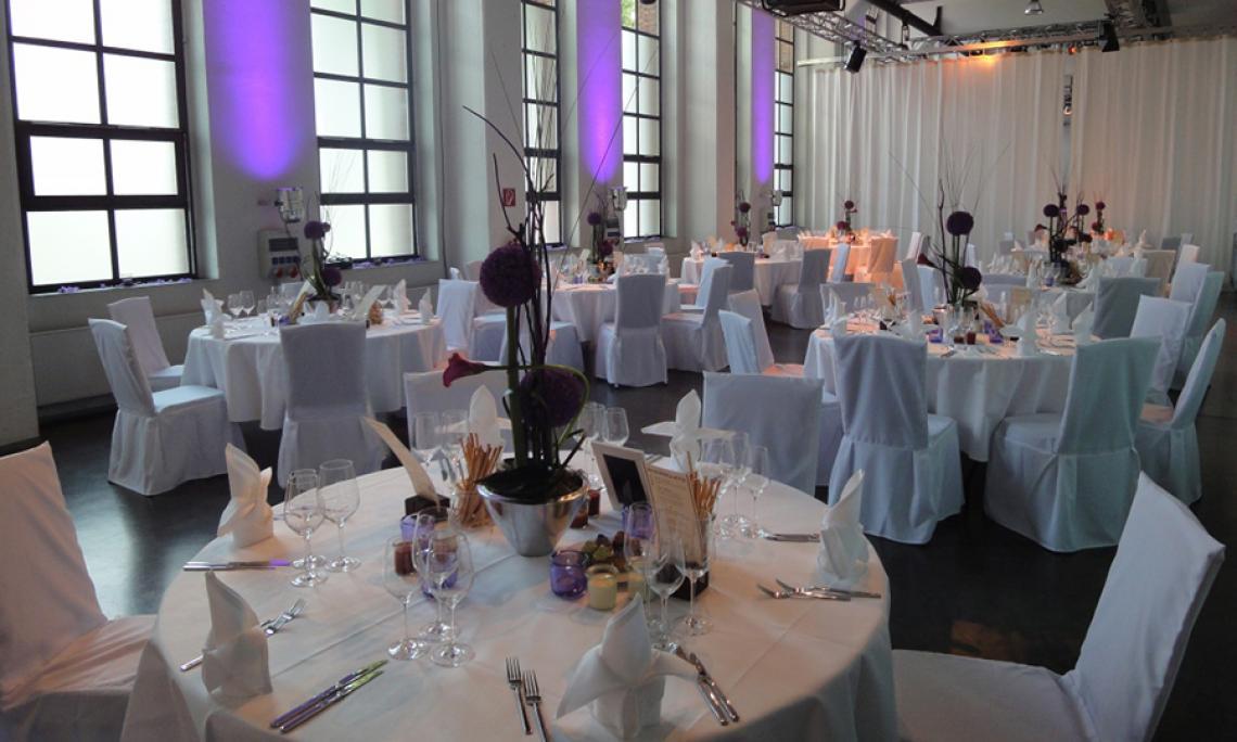 Hochzeit feiern im bauwerk köln