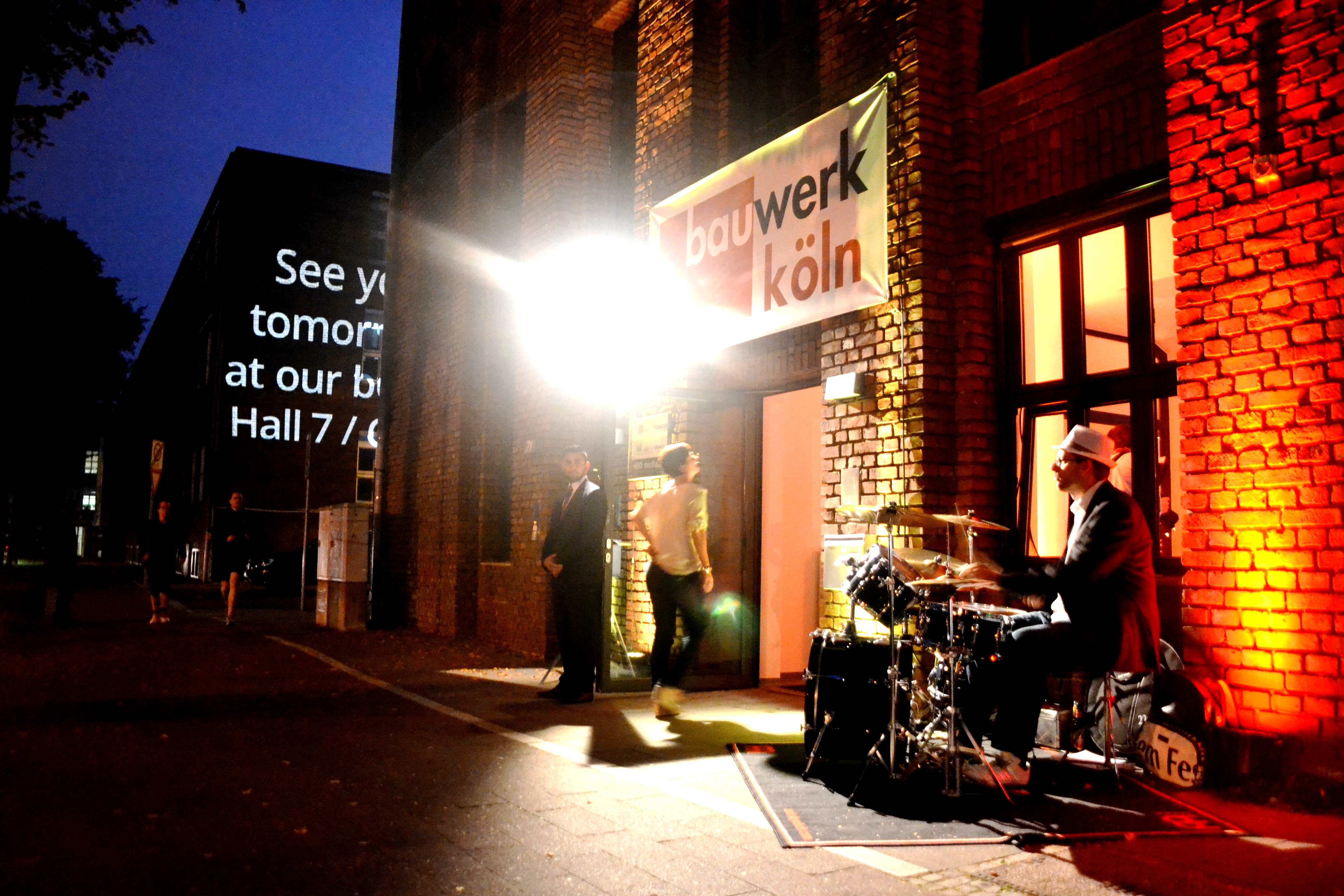 Video: bauwerk K�ln - Der Film