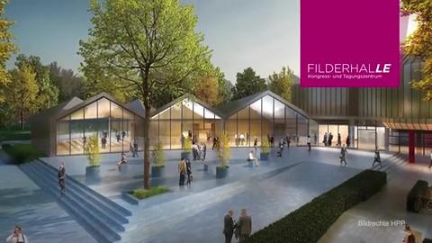 Die Neue Filderhalle   Kongresszentrum Filderhalle Bei Stuttgart