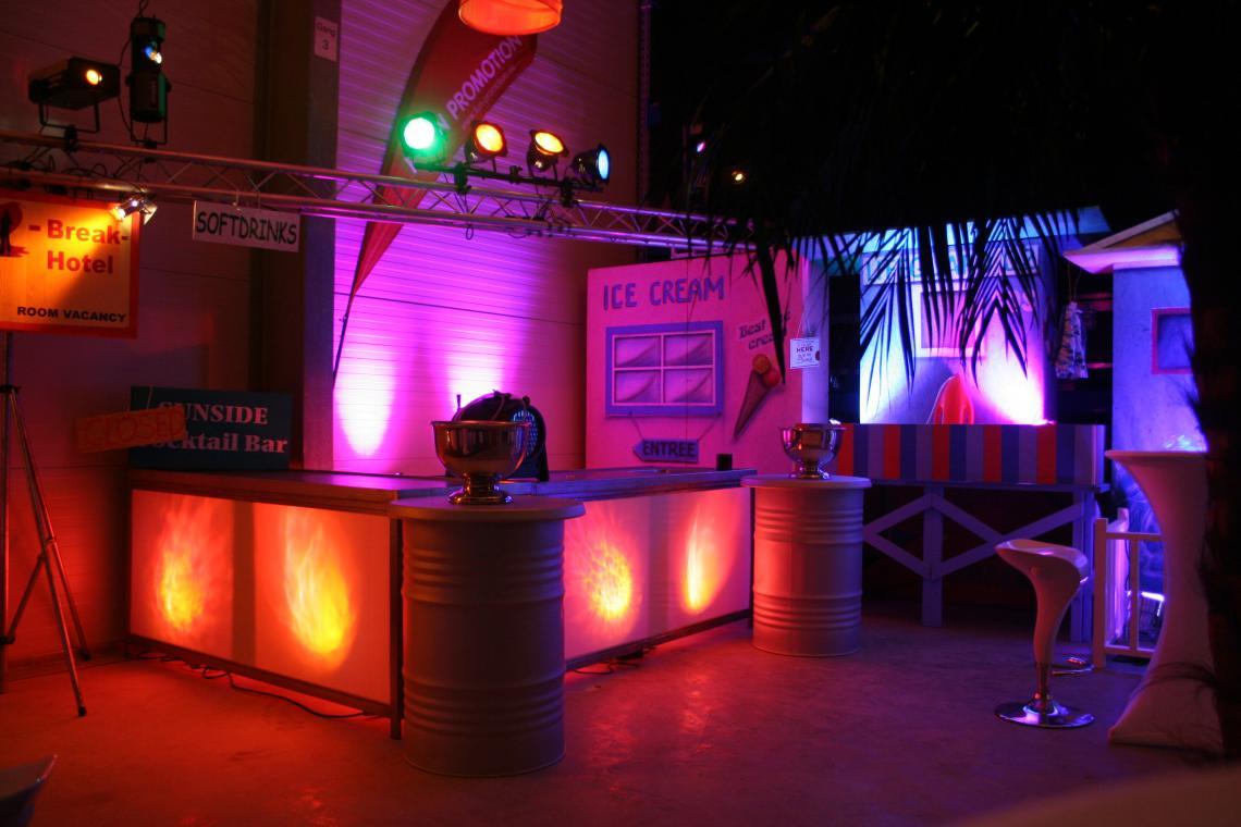 Partybeleuchtung Lichtdekoration für jeden Anlass