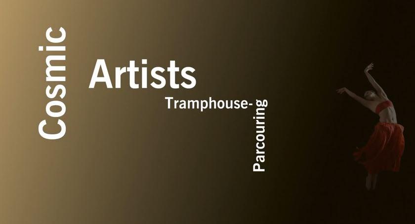 Cosmic Artists Tramphouse Teaser