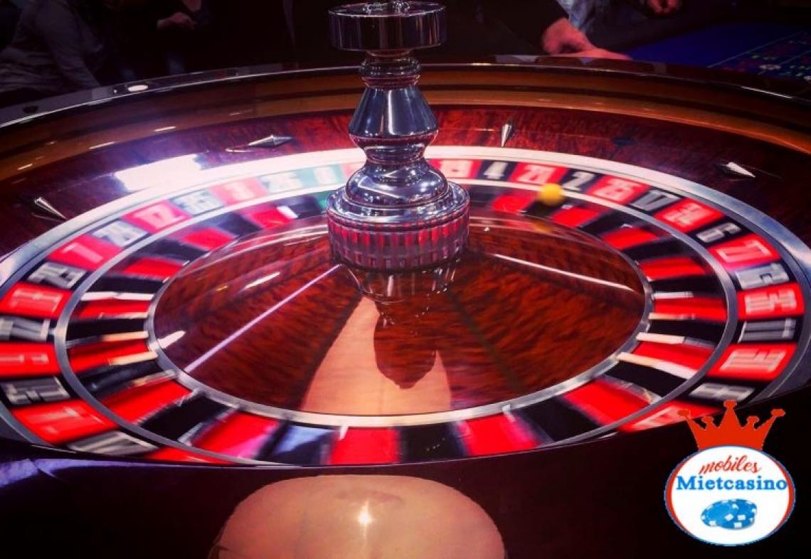 Roulette Kessel Einer unserer Roulette Kessel