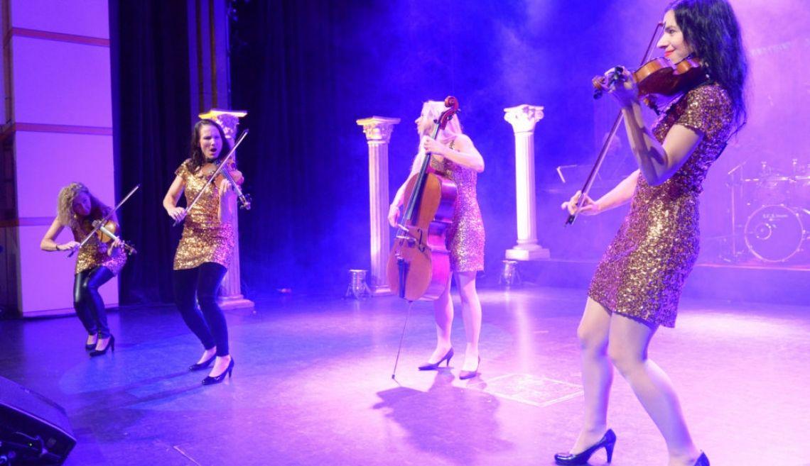 Showeinlage auch als Bühnenprogramm gerne und oft gebucht