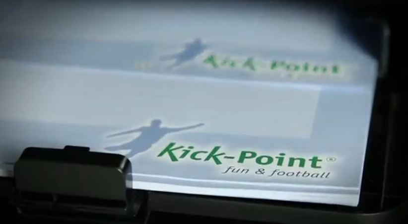 Kick-Point Trailer