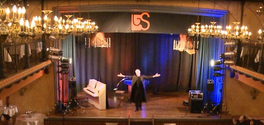 Video: Ralf Gagel - Internationale Zauberkunst 2013