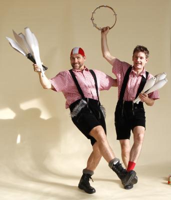 Die Chaos Circus Comedy Show Temporeich, frech, direkt und ohne Zweifel.