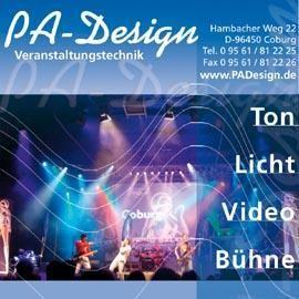 PA-Design Veranstaltungstechnik GmbH & Co. KG